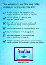 Agua Vida Poster