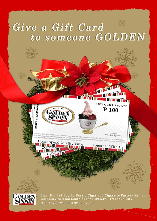 Wedding Gift Ideas Rustans : Give a Gift Card to Someone Golden Heart-2-Heart-Online.com