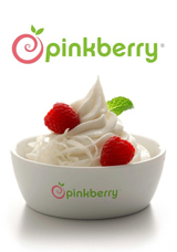 Pinkberry Side Banner