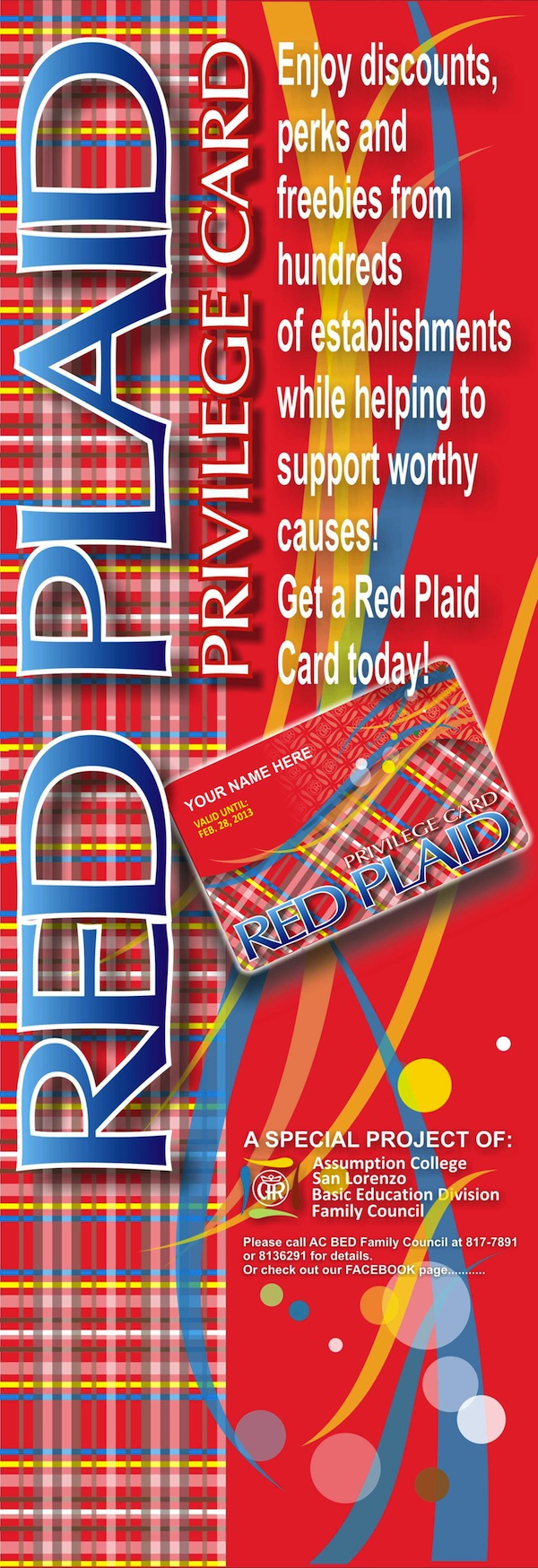- standee-tarpaulin-design-for-red-aaa-plaid-card
