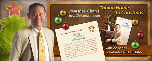 Going Home to Christmas by Jose Mari Chan | Heart-2-Heart-Online.com