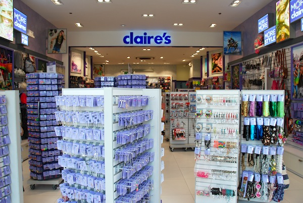 Claire's Now in the Philippines | Heart-2-Heart-Online.com