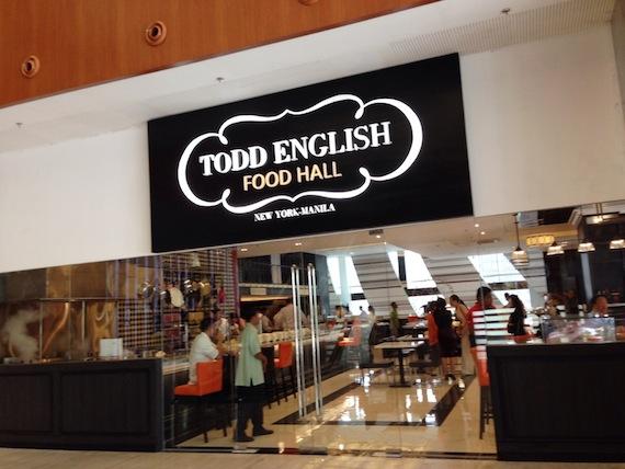 Todd english food hall heart 2 heart for Aura global cuisine