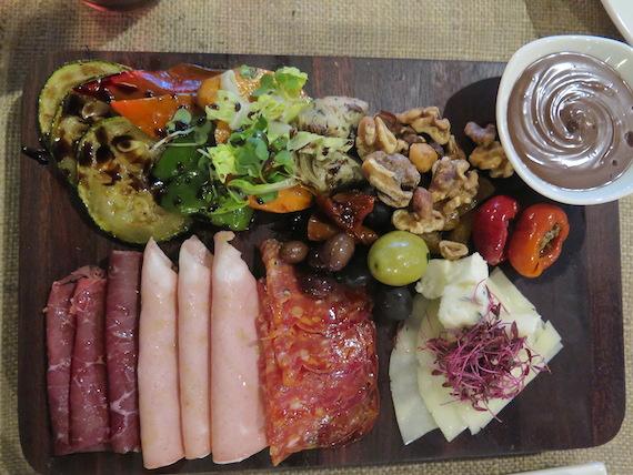 Italian Feast Il Ponticello 9