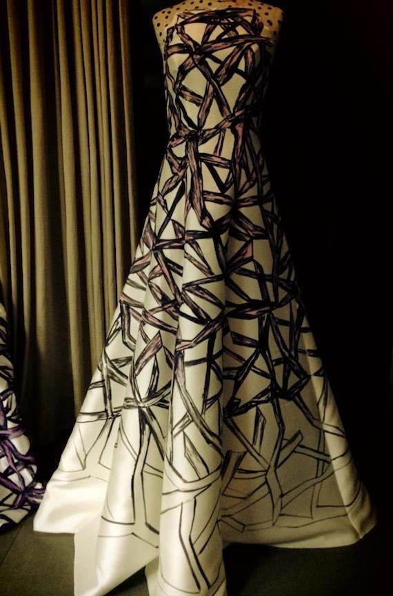Painted Dress by Rhett Eala (1)