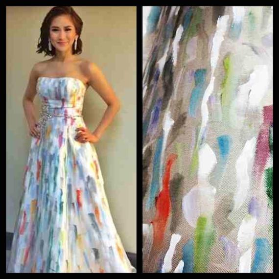 Painted Dress by Rhett Eala (2)