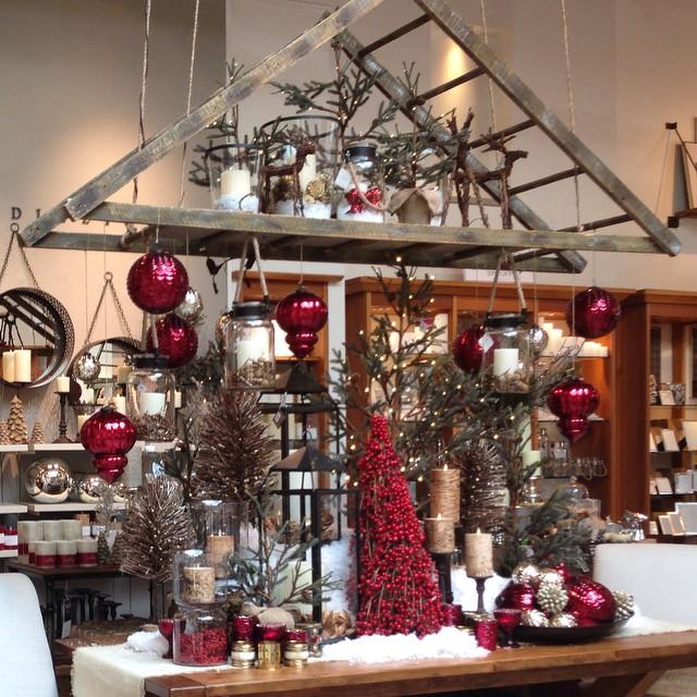 L❤️VE Christmas ? Pottery Barn #potterybarn #christmas