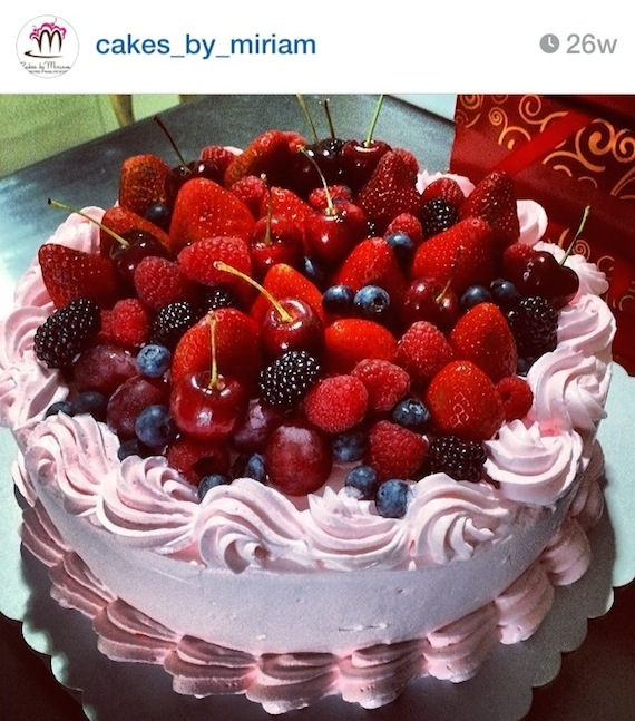 cakes by miriam merry berry