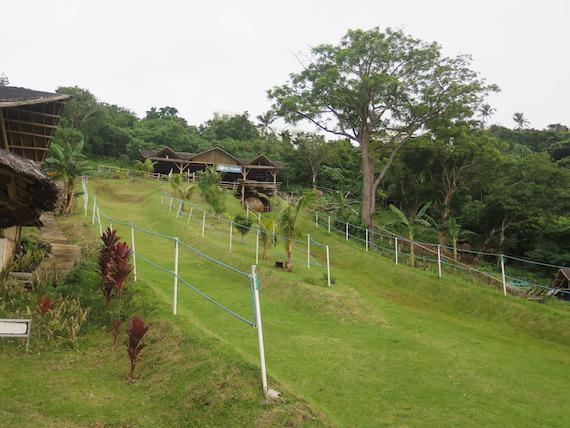 Banana Boat and Zorb Park in Boracay (5)