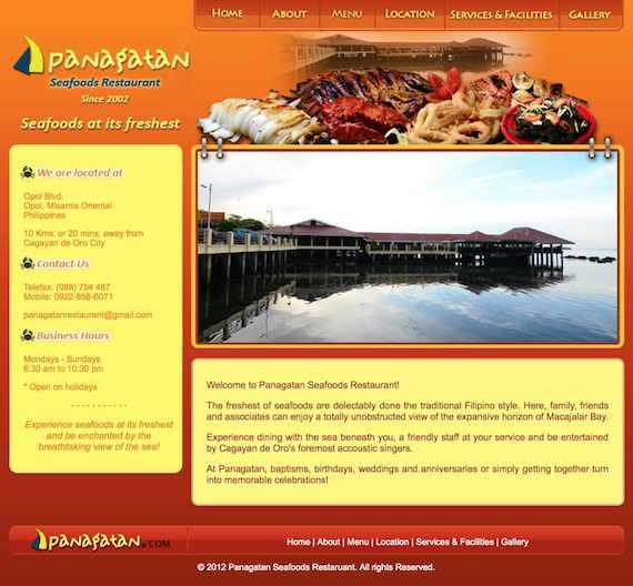 Panagatan Seafoods Restaurant (20140930)