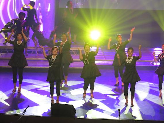 Pearl performers AC velada 2014