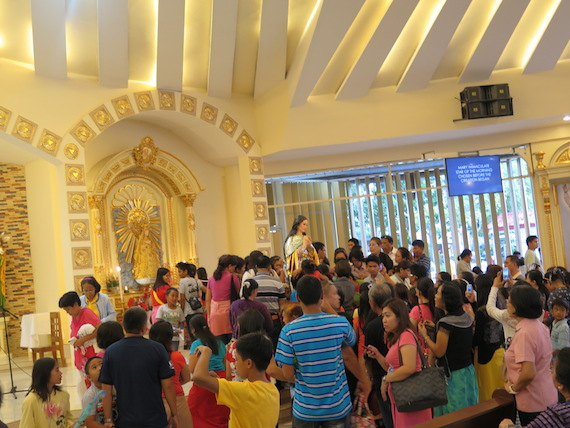 divine mercy chapel el salvador mama mary