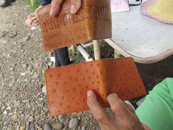 ostrich leather opol misamis limketkai