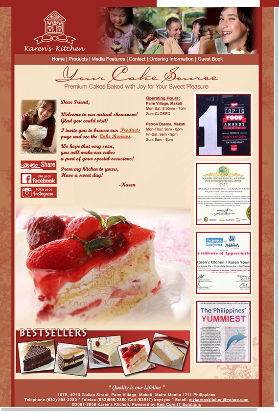 Your Cake SourcePremium Cakes Baked with Joy for Your Pleasure