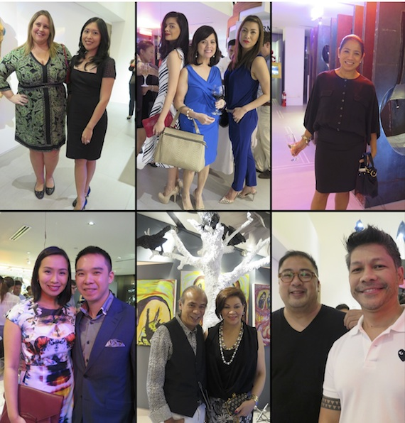 Wallpaper guide Manila launch guests 1