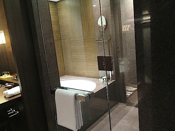 Andaz Hotel Room (6)