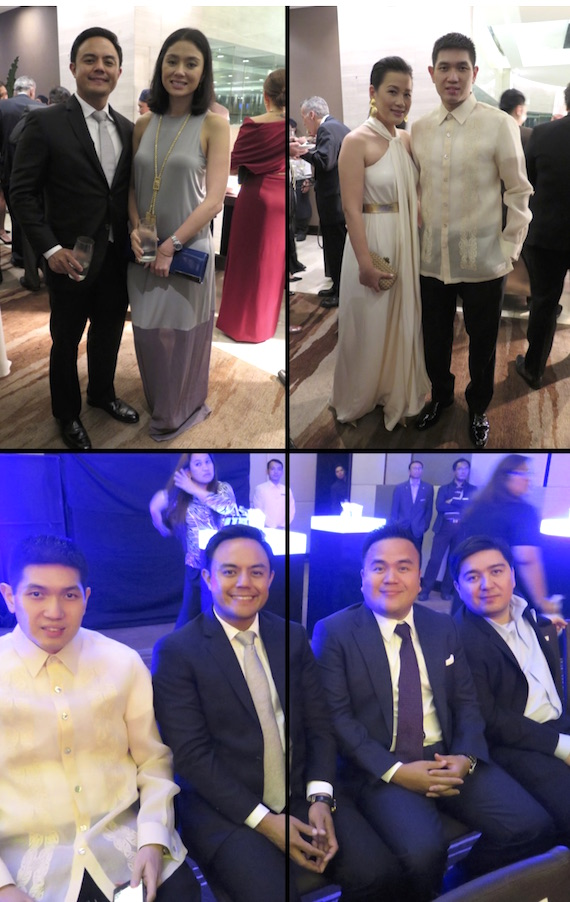 People of the year 2015 guests