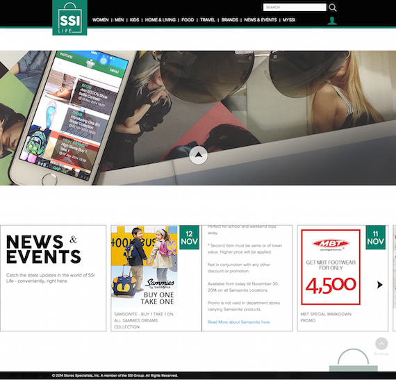 SSI Group, Inc. Launches Online Retail Site (1)