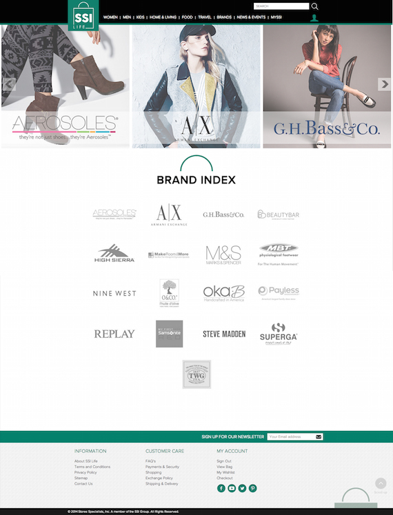 SSI Group, Inc. Launches Online Retail Site (4)
