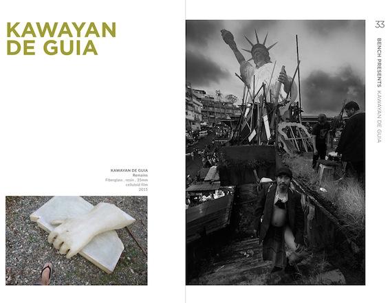 kawayan de guia  artfair 2015
