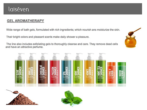laiseven Gel Aromatherapy