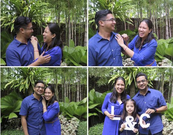 lew and ria pre nup photos