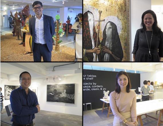 Art Fair Philippines VIP Guests 2
