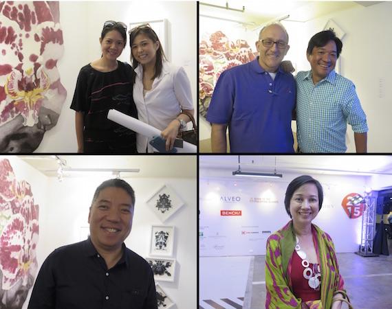 Art Fair Philippines VIP Guests 3