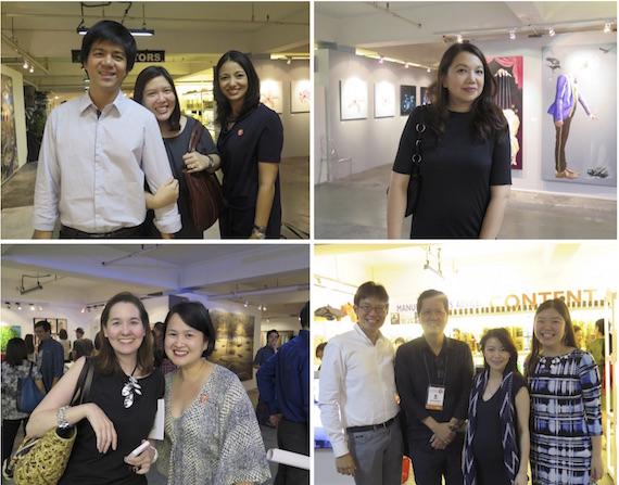 Art Fair Philippines VIP Guests 7