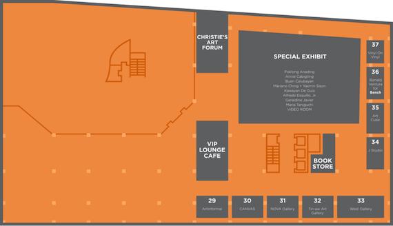 Art fair 2015 layout level 7