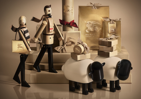 Burberry Celebrates Lunar Year (4)