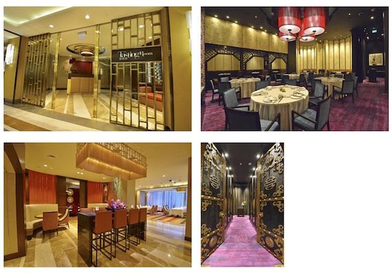 City of Dreams Manila Crown Towers Tasting room