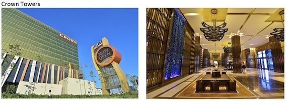 City of Dreams Manila Crown Towers