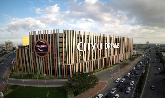 City of Dreams Manila Exterior