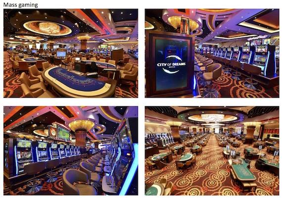 City of dreams manila mass gaming casino