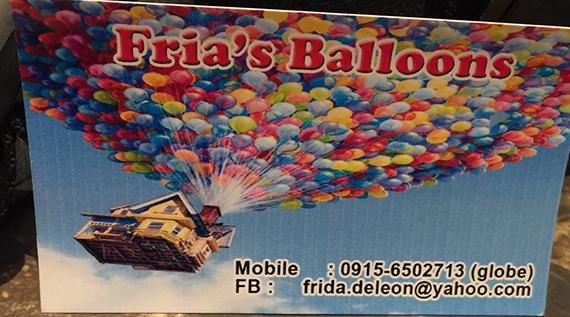 Heart balloons (2)