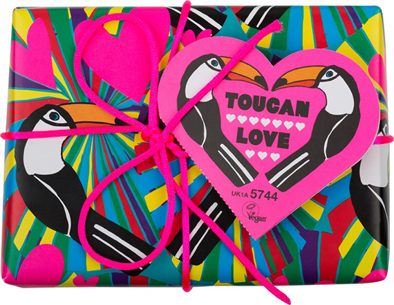 LUSH VALENTINES DAY 2015 Toucan Love