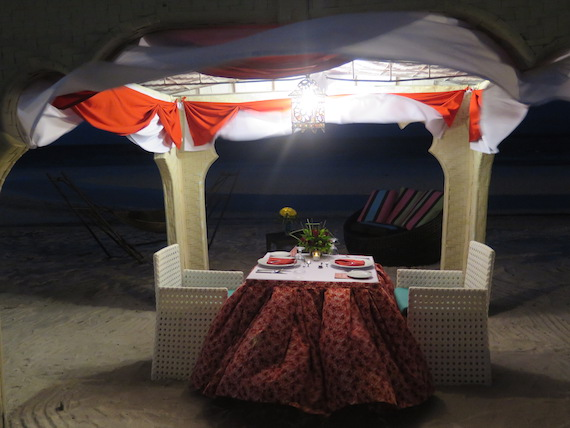 Romantic Dinner at Bellevue Resort Bohol  (2)
