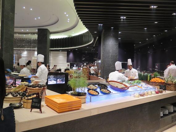 The Cafe Hyatt Hotel City of Dreams Manila (43)