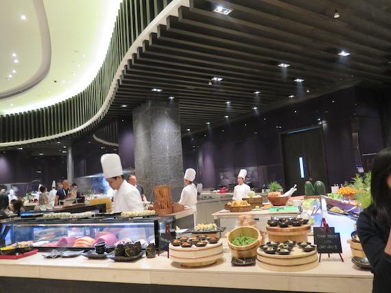 The Cafe Hyatt Hotel City of Dreams Manila (44)