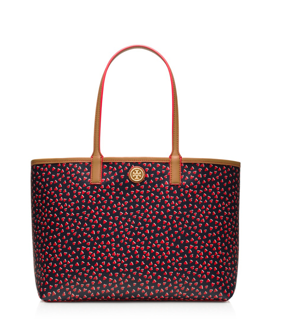 Tory Burch Kerrington Shopper in Valentines Amore
