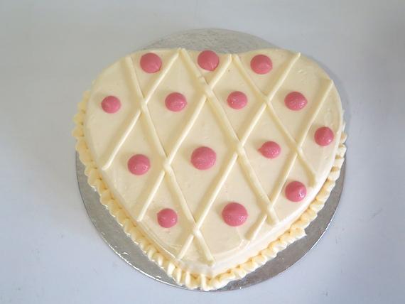 Xocolat red velvet cake valentine