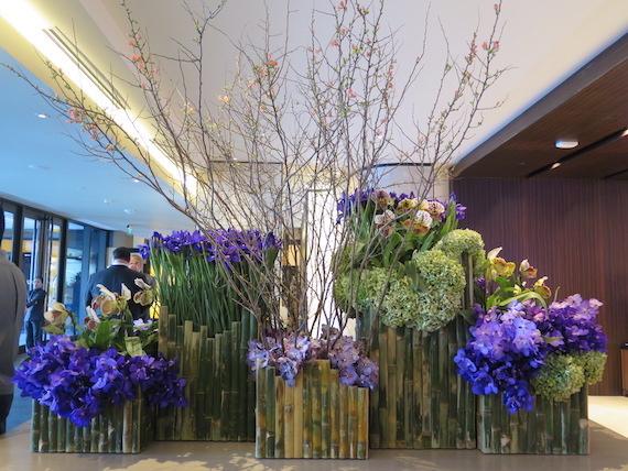 nobu hotel manila city of dreams floral