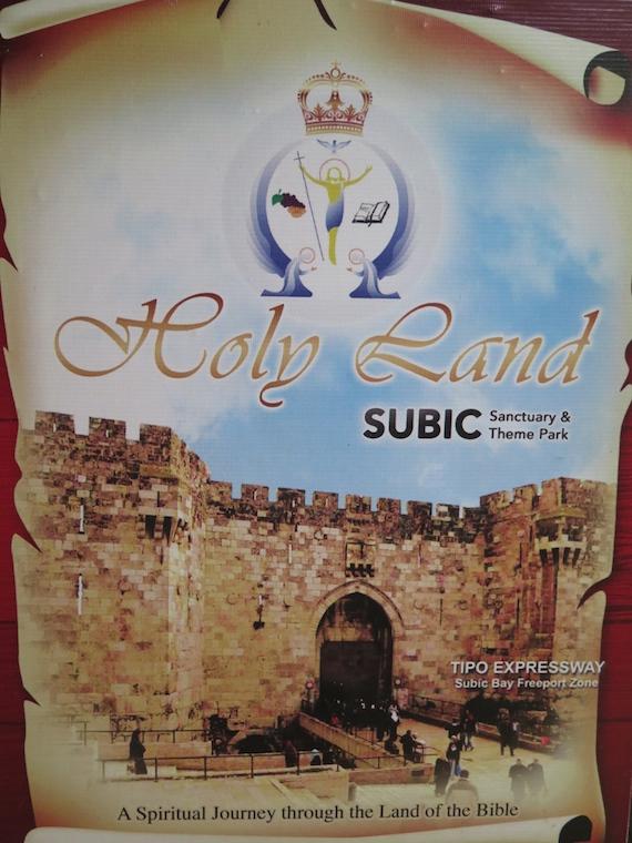 Holy Land Subic (1)