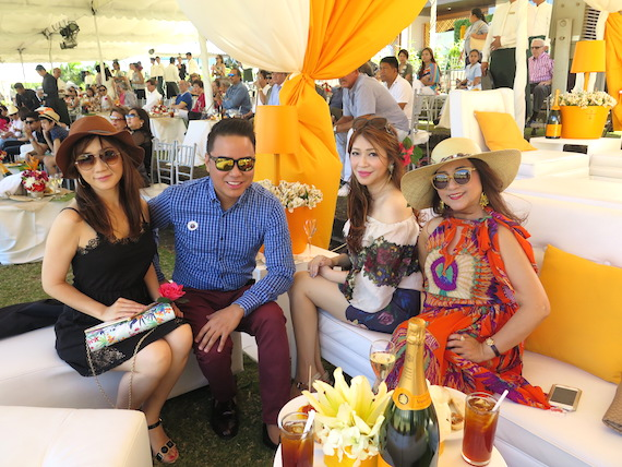 Veuve CLiquot at the Global Port Philippine Polo Open 2015 (12)