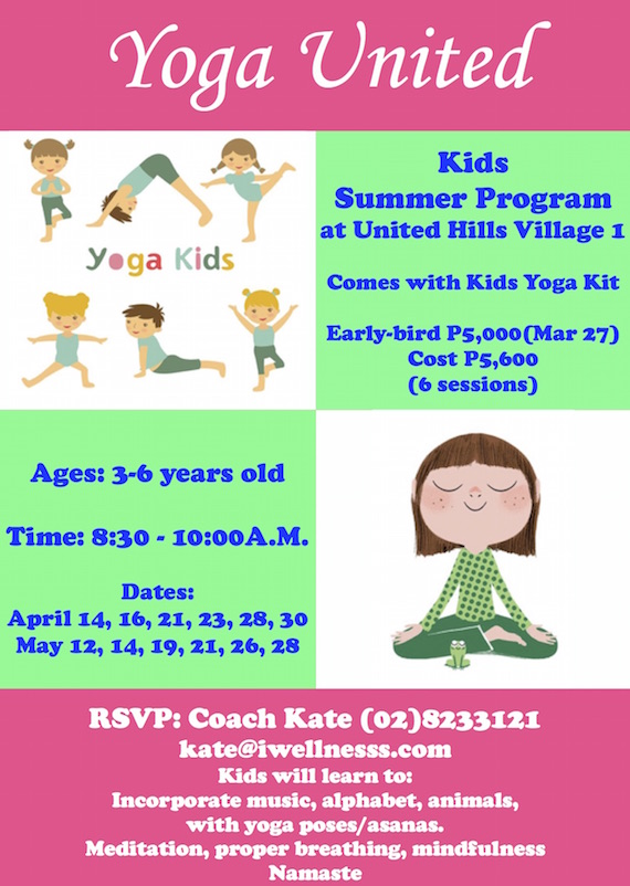 Yoga United Summer 2015