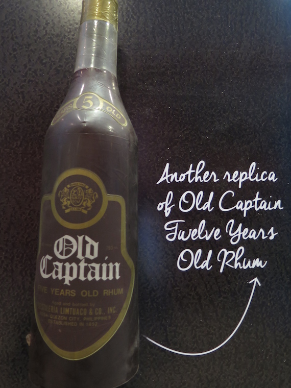 Very Old Captain Rum (20)