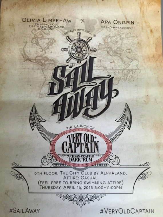 Very Old Captain Rum (4)
