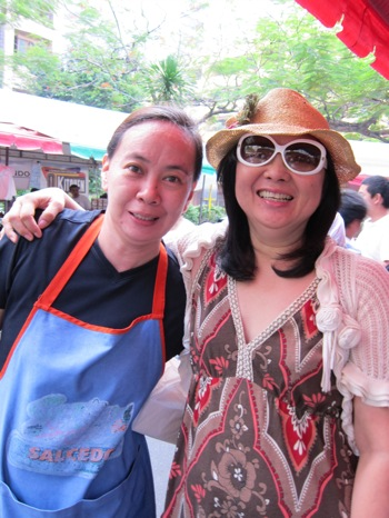des and mom salcedo market