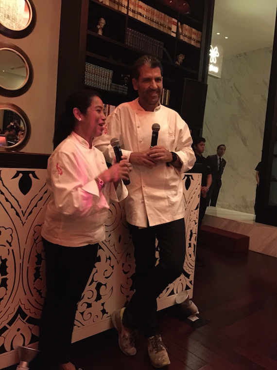 A Marriage of Two Culinary Superstars  (13)